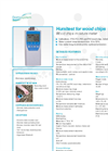 Humitest Wood Chips Moisture Meter - Brochure