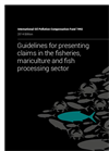 Fisheries Guidelines Book Brochure