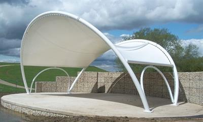 Tensile - Model Arizona - Pre-Designed Canopies