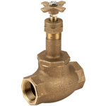 NIBCO - Model Class 125, T-211-YK - Globe Valve - Bronze, Irrigation