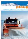 ZAUGG Snow Ploughs Brochure