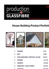 Housebuilding, Canopies & Dormers Brochure
