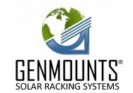Genmounts Solar Racking Systems