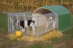 Agribox  - Model 3  - Calf Shelter