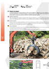 Wood Grapple Brochure