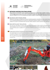 Backhoe for Skid Loaders Brochure