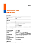 Multitec BioControl - Model 2 - Mobile Gas Measuring Device Technical Datasheet