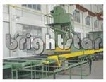 Aluminum Profile Sand Blasting Machine
