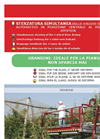 Grandine - Model Eco 120 - Self Propelled Fruit Harvester Brochure