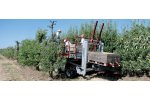 Cross  - Model 120 - Self Levelling Propelled Fruit Harvester