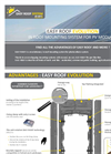 IRFTS - Model Easy Roof - Industrial Roof Mounting System - Brochure