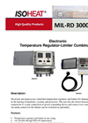 Model MiL-RD 3000 MiL-RD 4011 EEXi - Electronic Temperature Regulator-Limiter Brochure
