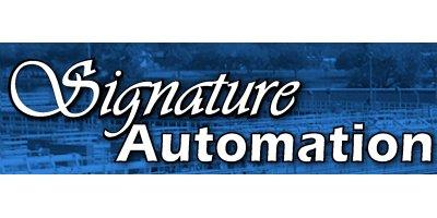 Signature Automation
