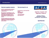 Agrochemical Product Submissions and Support Services Brochure
