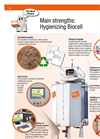 Model HBC Series - Hygienizing Biocell Unit Brochure
