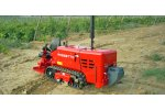 Rossetto - Model TR-10V - Mini Crawler Tractor