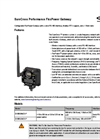 Model Q4X Series - Versatile Rugged Laser Measurement Photoelectric Sensor Brochure