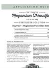 MagThio - Brochure