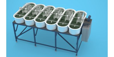 Algae Raceway - Model RW 0.5 - Facilities Package