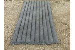 Recycled Rubber Livestock Mattress System