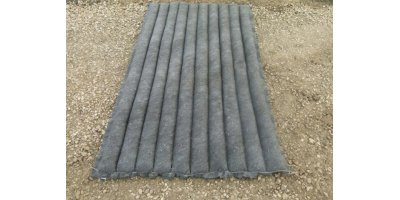 Eco-Flex  - Model Cozy Cow - Recycled Rubber Livestock Mattress System