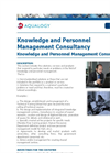 Knowledge Management Consultancy Datasheet