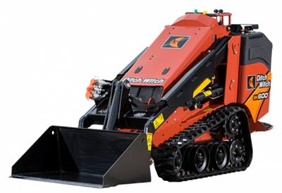 Ditch Witch - Model SK600 - Mini Skid Steers