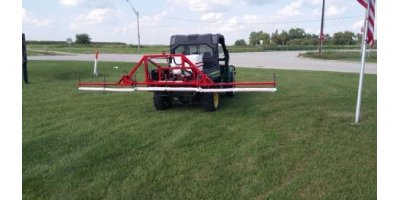 Model UTV - Variable Height Sponge Weed Wiper