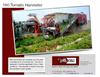 Pik Rite - 190 - Tomato Harvester - Brochure