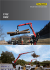 Epsilon – Model C70Z & C80Z - Timber & Recycling Cranes - Brochure