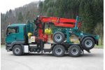 EPSILON - Model S260L82 - Long Wood Haulage Cranes