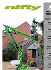 Nifty 90 - Trailer Mounted Cherry Pickers Datasheet
