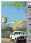 V130T - Vehicle Mounted Cherry Pickers Datasheet