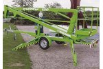 Niftylift - Model 120 - Trailer Mounted Cherry Pickers