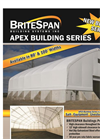 APEX - Fabric Covered Hay Storage Buildings Series Brochure