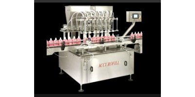 Capmatic - Model ACCUROFILL™ - Automatic Volumetric Piston Filler