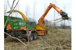 Dutch Dragon - Model EC9045 - Wood Chipper