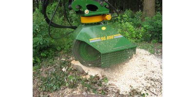 Dutch Dragon - Model SG850  - Stump Grinder