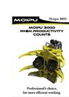 Moipu - Model 300 L1 - Felling Head with Knive Brochure