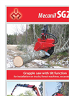Model SG280 - Grapple Saw Brochure