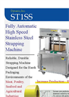 Model N3400SCA - Stainless Steel Plastic Strapping Machine Brochure