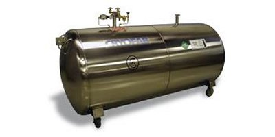 Model CH Series - Horizontal Cryogenic Storage Tanks/Vessels