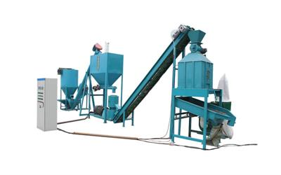 Amisy - 800-1000kg/h Feed Pellet Production Line