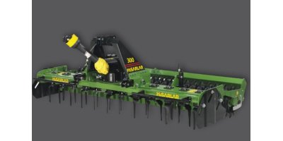 Drt Alabora Vertical Rotary Harrow