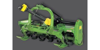 Alabora  - Model Hk  - Hydraulic Side Shifting Rotary Tiller