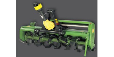 Alabora  - Model Mk  - Mechanical Side Shifting Rotary Tiller