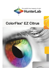 ColorFlex EZ Citrus Brochure