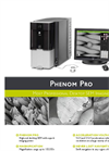 Phenom Pro Desktop SEM Specification Sheet