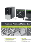 Phenom Desktop SEM with Particlemetric Software Specification Sheet