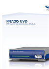 Model PN7205 - UV Disinfection Module  Brochure